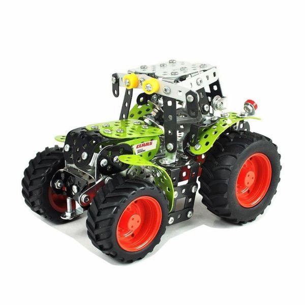 Метален конструктор - Трактор Claas Arion 430